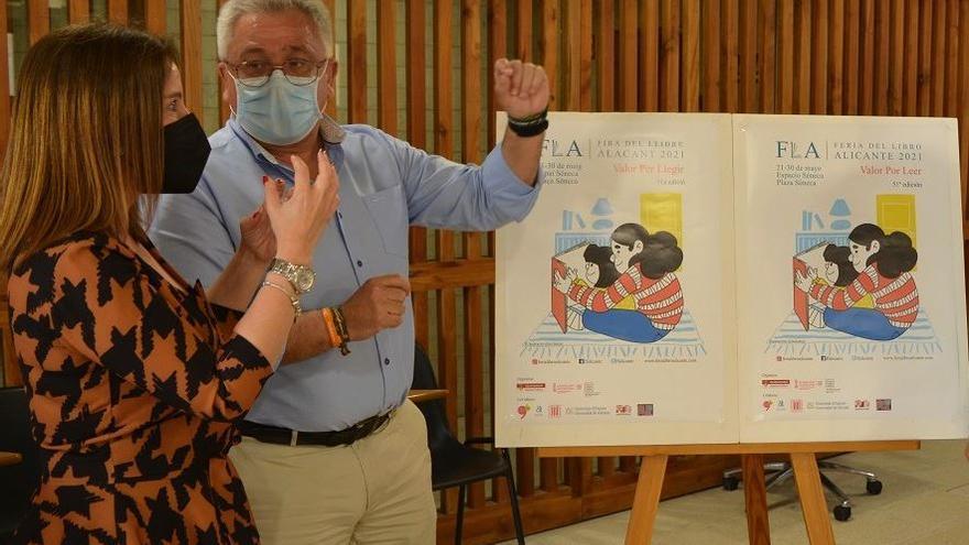 Escritores de Alicante lanzan un manifiesto por su exclusión de la feria del libro
