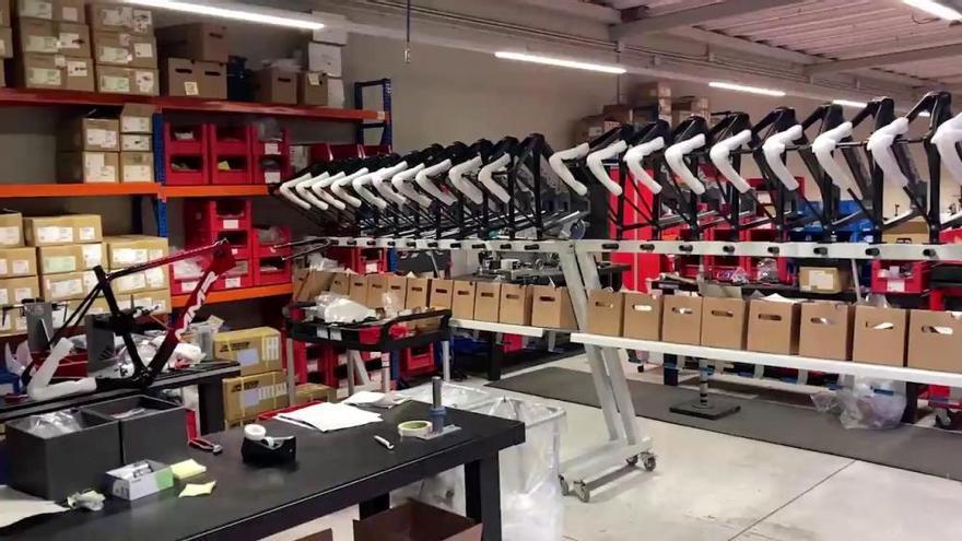La revolución del pedal: las bicicletas se agotan en el año del virus