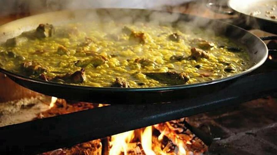 Cultura presenta la declaración de BIC para la paella valenciana