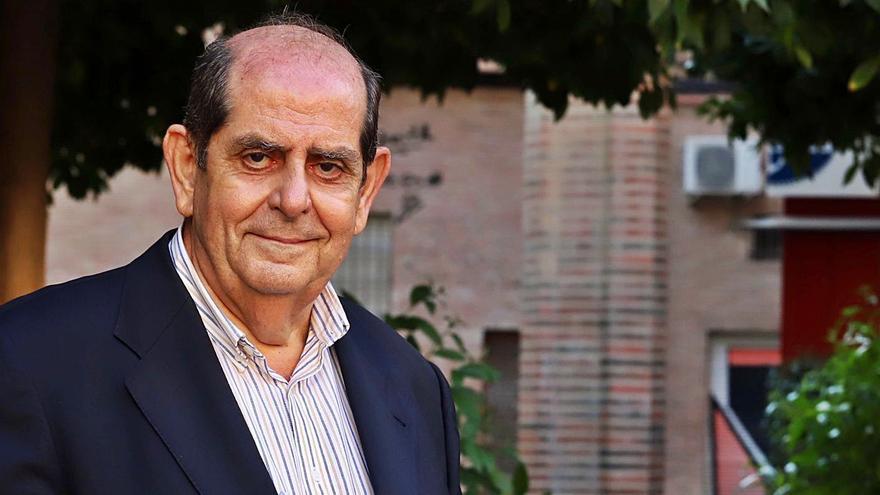 Azorín, el renovador de la novela española, en el nuevo libro de Díez de Revenga