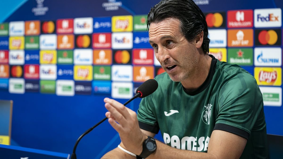 Emery analiza el debut europeo