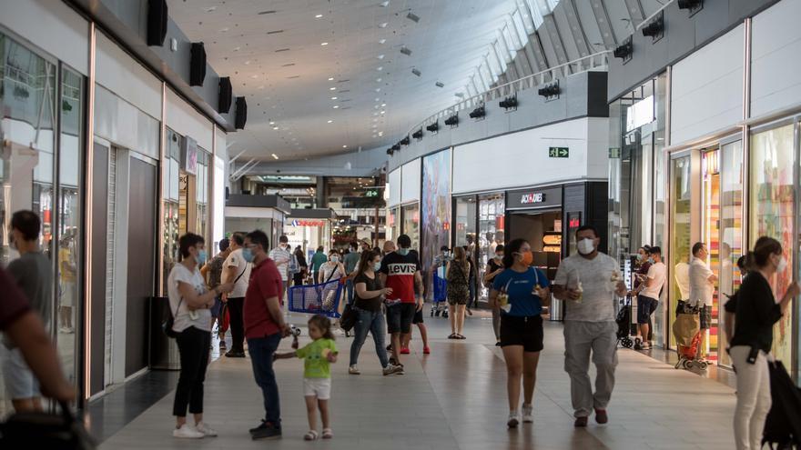 El horario de los centros comerciales en la Comunitat Valenciana