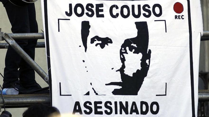 La familia de Couso presenta un recurso en Estrasburgo para reabrir el caso