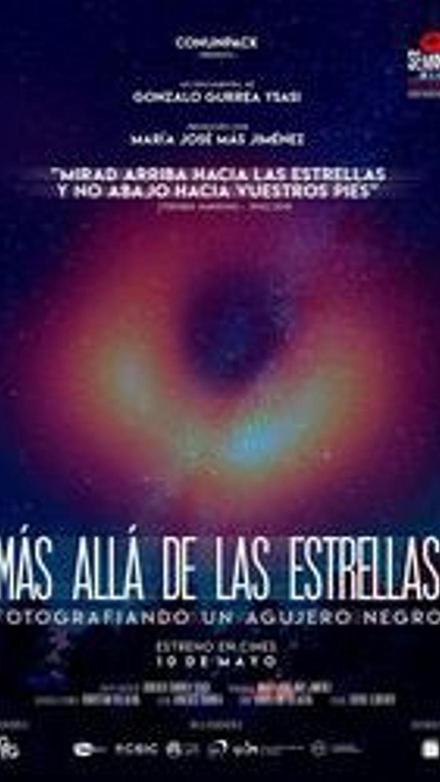 Más allá de las estrellas. Fotografiando un agujero