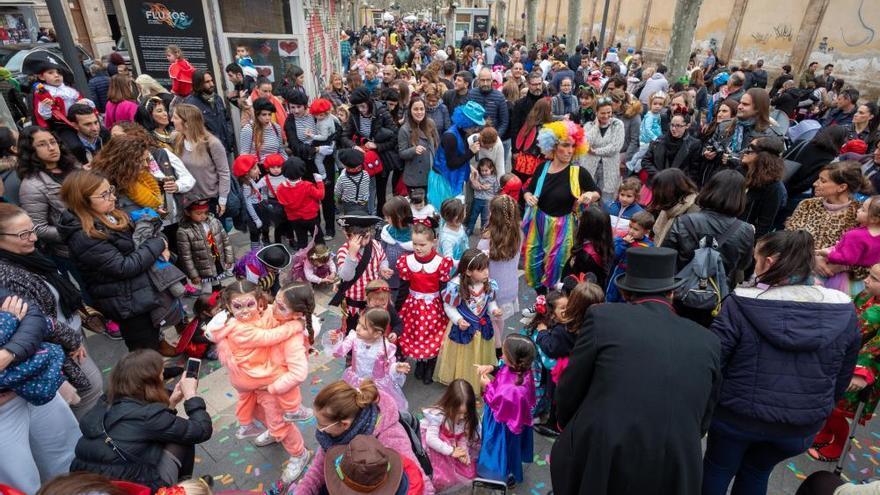 Mallorca ist in den Karneval gestartet