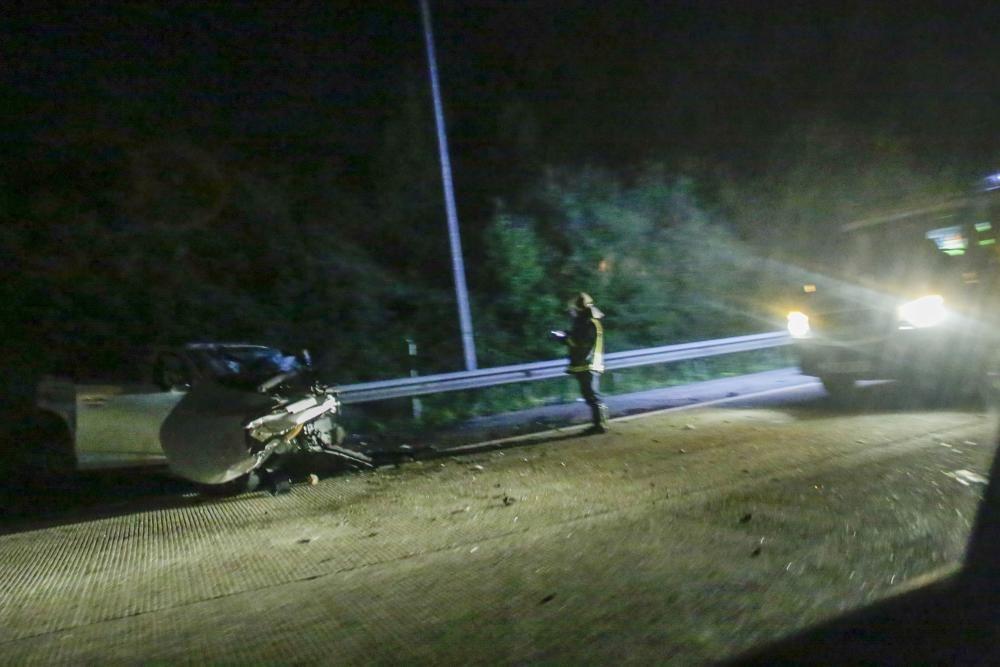 Un kamikaze fallece y deja cinco heridos tras sembrar el pánico en Asturias