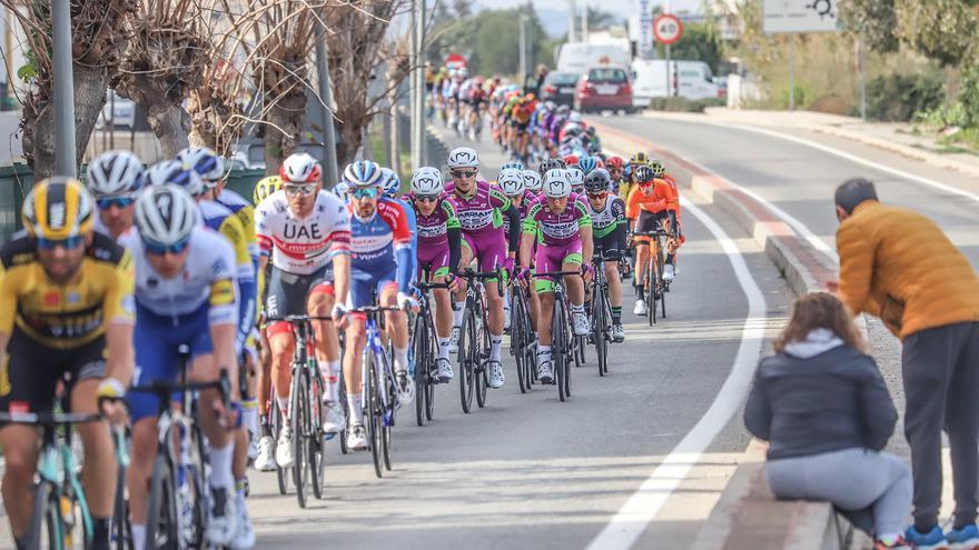 Aplazada la Volta a la Comunitat Valenciana de la próxima semana