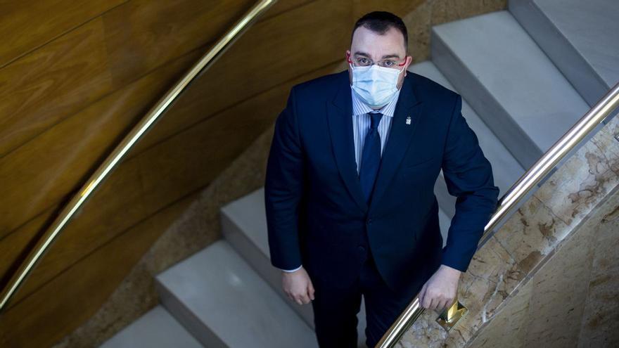 Adrián Barbón anuncia que ya tienen fecha para vacunarse