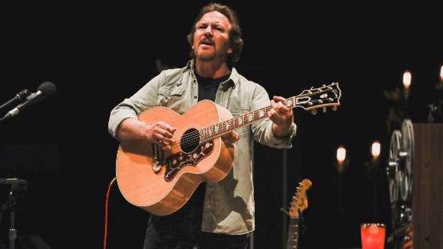 Eddie Vedder, la voz de una generación