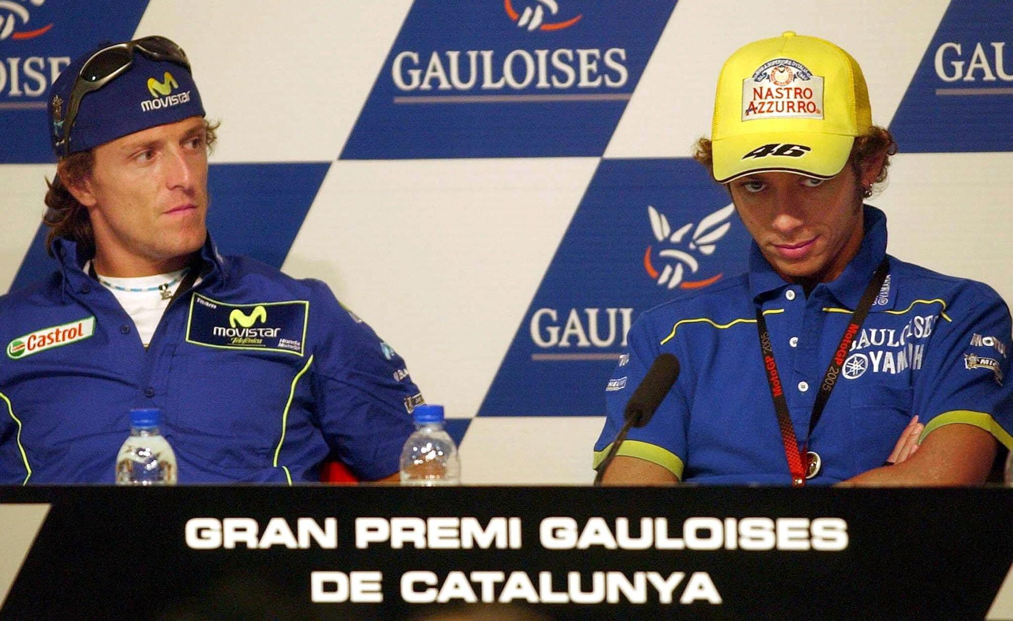 Las mejores imágenes de la carrera deportiva de Valentino Rossi