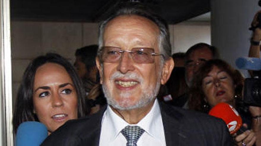 El juez imputa al exvicealcalde de Valencia