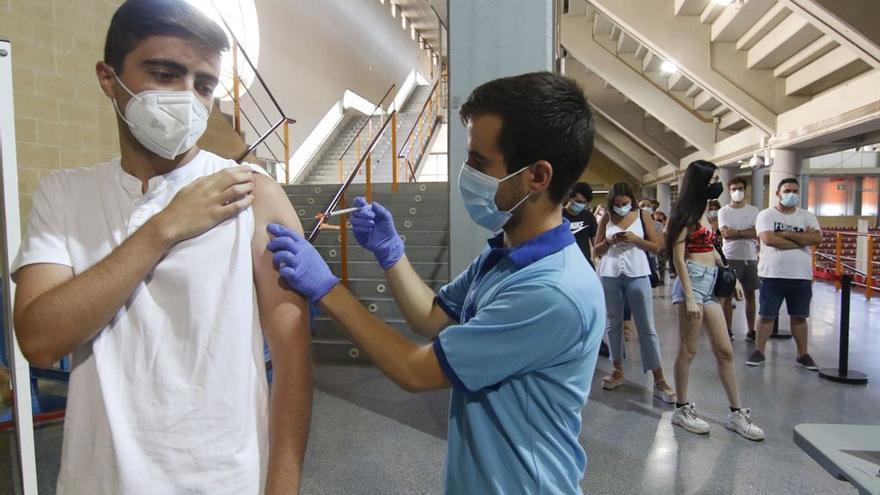 800 cordobeses podrán vacunarse sin cita frente al covid este viernes en Vista Alegre