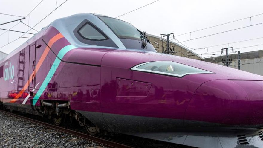 El AVE avanzará hacia Galicia, Murcia y Burgos en 2020