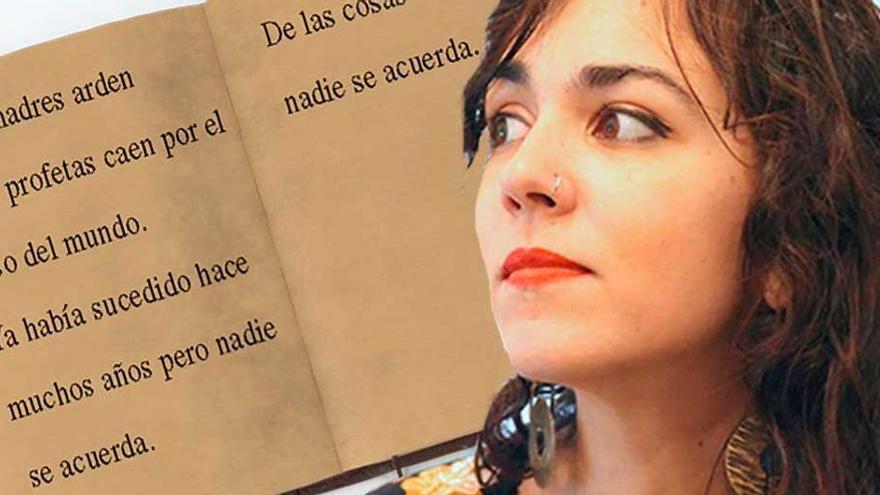 """La tierra de los fracasados"""", de la gallega Alicia Louzao, Mejor Poema del Mundo"""