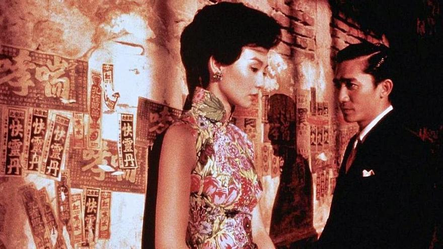 Bages Centre recupera un dels millors títols de Wong Kar-Wai
