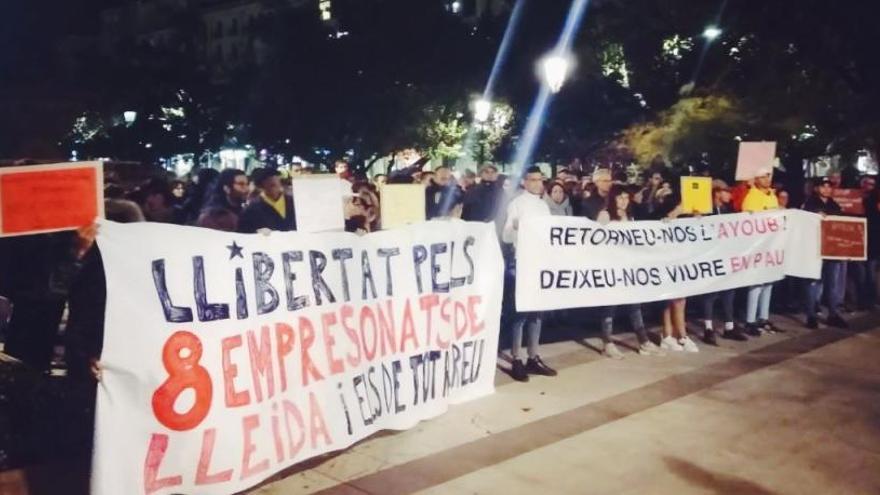 Deportat al Marroc el noi de 22 anys detingut a Lleida durant els aldarulls després de la sentència de l'1-O