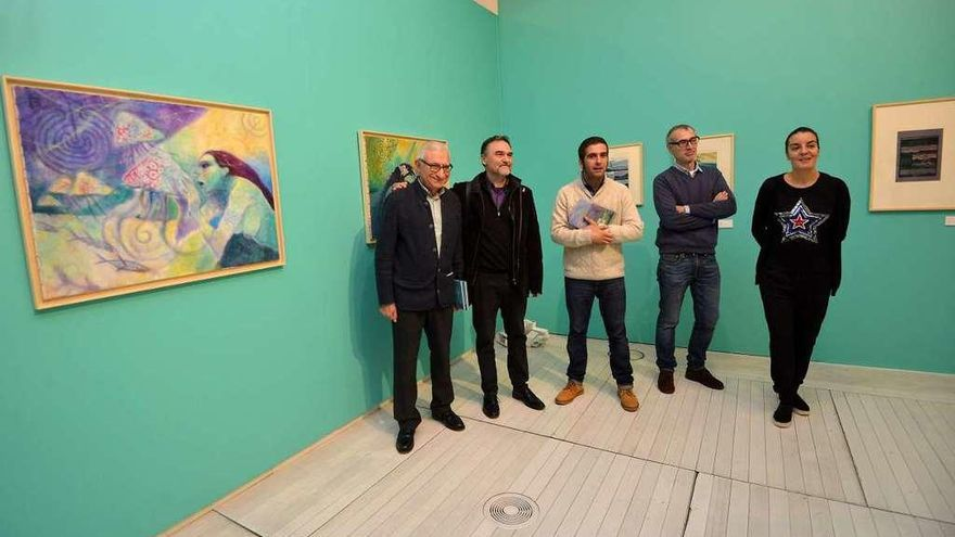 La obra de Miguelanxo Prado en el Museo