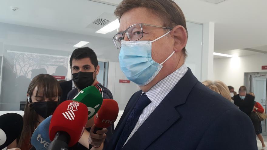 Ximo Puig reclama al Gobierno que revise el Imserso para evitar pérdidas al turismo