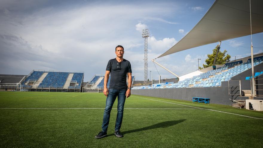 Amadeo Salvo: «De Segunda B a Segunda es el salto más complicado que hay en el fútbol español»