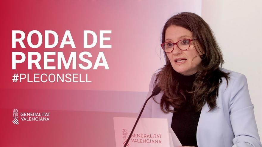 DIRECTO | El Consell aprueba hoy el proyecto de ley de Presupuestos de la Generalitat para 2021