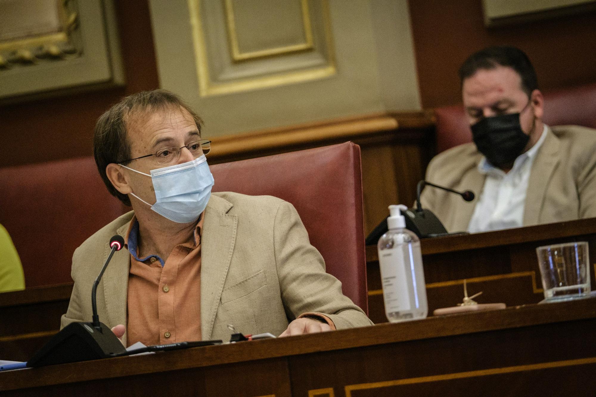 Pleno extraordinario Santa Cruz sobre contratos de emergencia