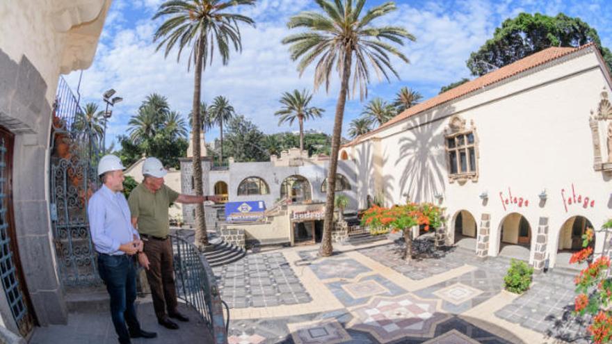 El Pueblo Canario se prepara para su reapertura el próximo año