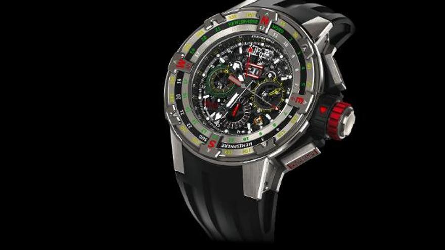 Besitzer bekommt geraubte Uhr im Wert von 1,2 Millionen Euro zurück