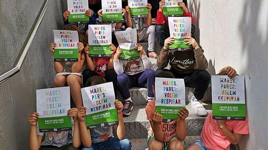 Reclaman más protección para los menores frente al tabaco