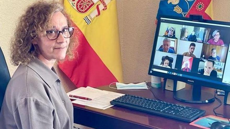 Marisa Almodóvar, presidenta del Carraixet