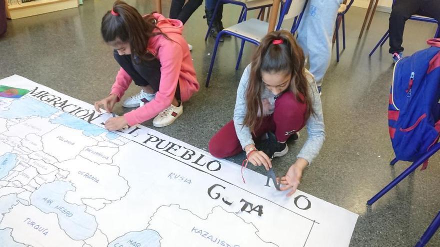 Educació llança cinc unitats didàctiques sobre el poble gitano per a combatre els estereotips