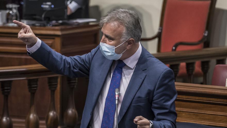 Canarias y el Estado avanzan en el traspaso de las competencias