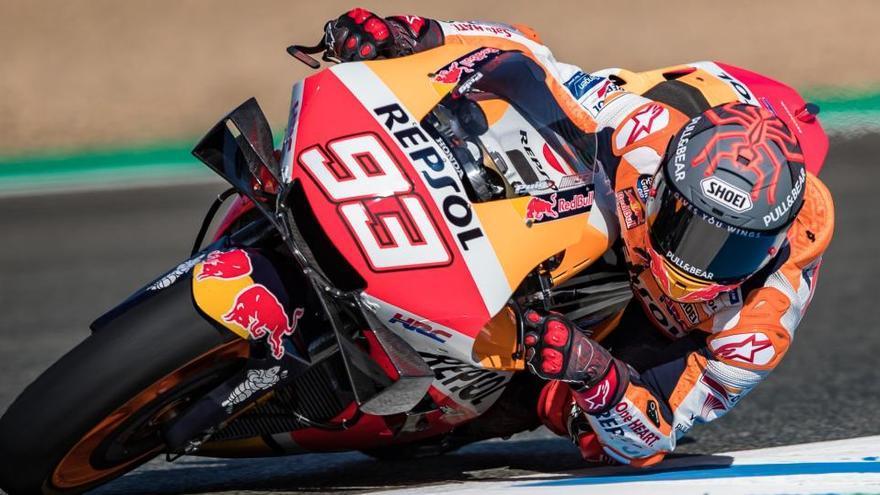 Marc Márquez es perdrà la primera carrera del Mundial de MotoGP