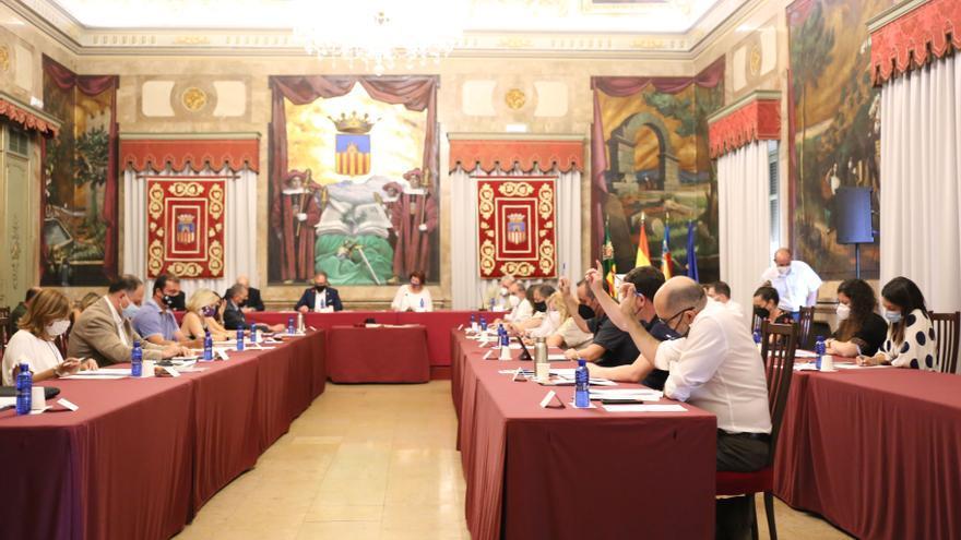 Directo | Sigue el pleno de la Diputación de Castellón