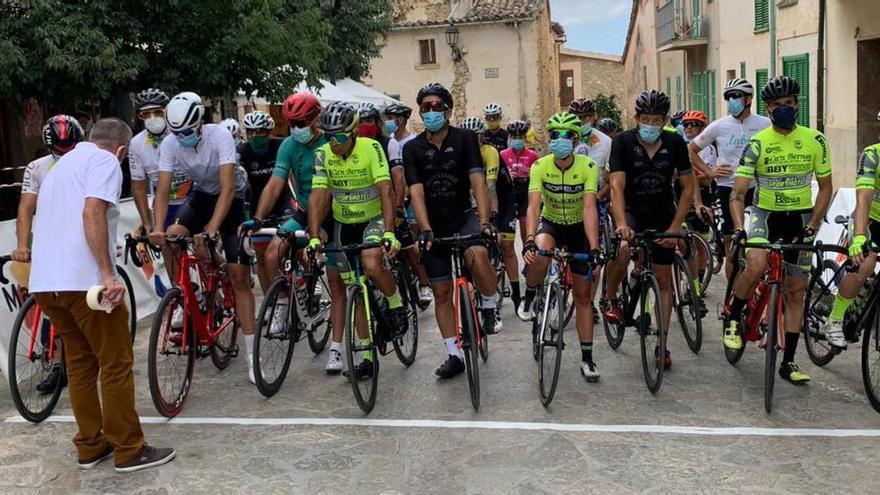 Suspendido el Balear de ciclismo master por un brote de coronavirus en Santa Maria