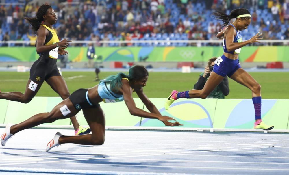 Los momentos más impactantes de Río 2016
