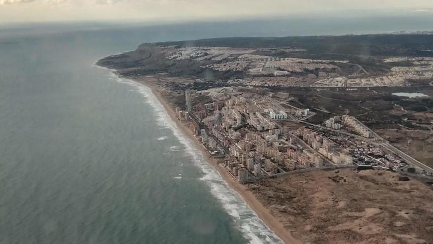 Arenales del Sol aún tiene un 20% de suelo edificable y los vecinos exigen parar la saturación urbanística