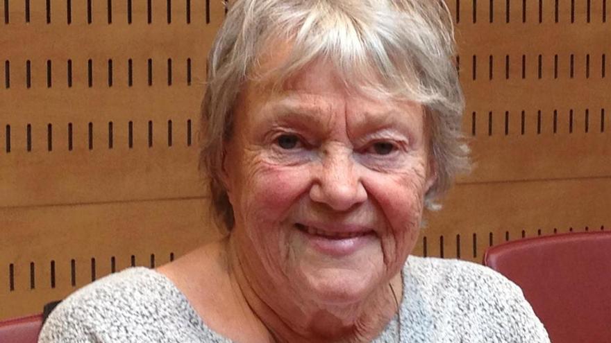 Muere Maj Sjöwall a los 84 años, escritora de la saga del inspector Martin Beck