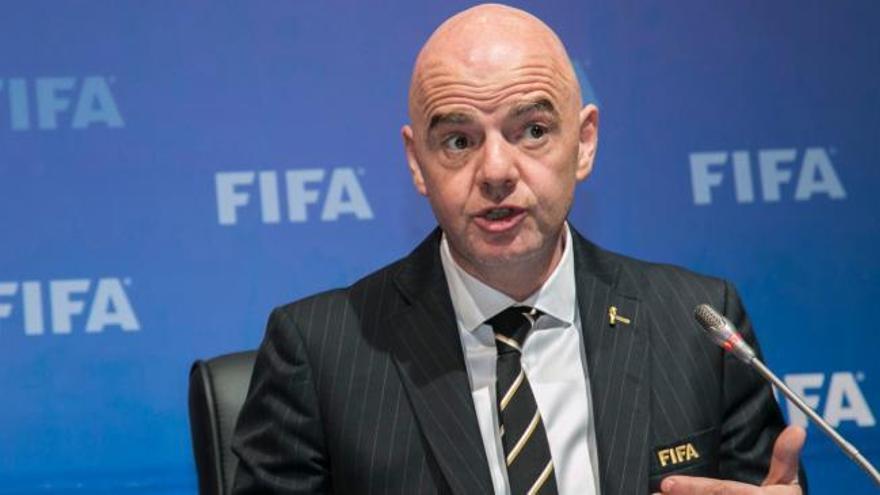 La FIFA, contraria a que el partido Girona-Barcelona se juegue en Miami