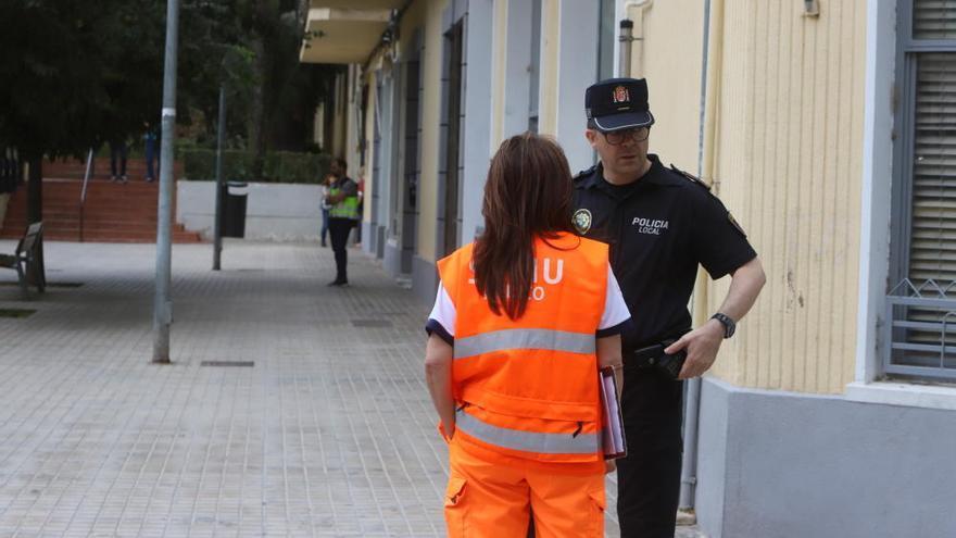 Investigan el asesinato de una mujer embarazada en su casa de Xàtiva