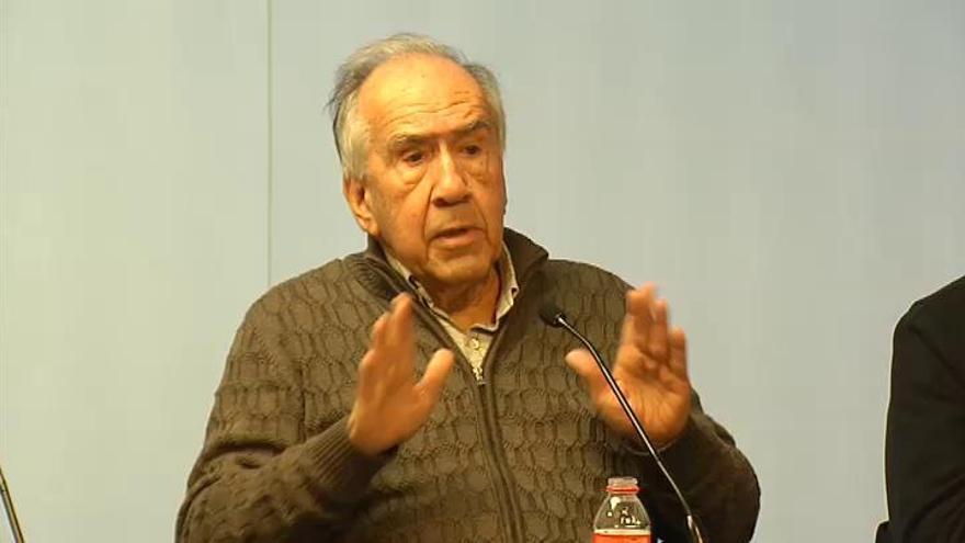 Joan Margarit, galardonado con el Premio Cervantes