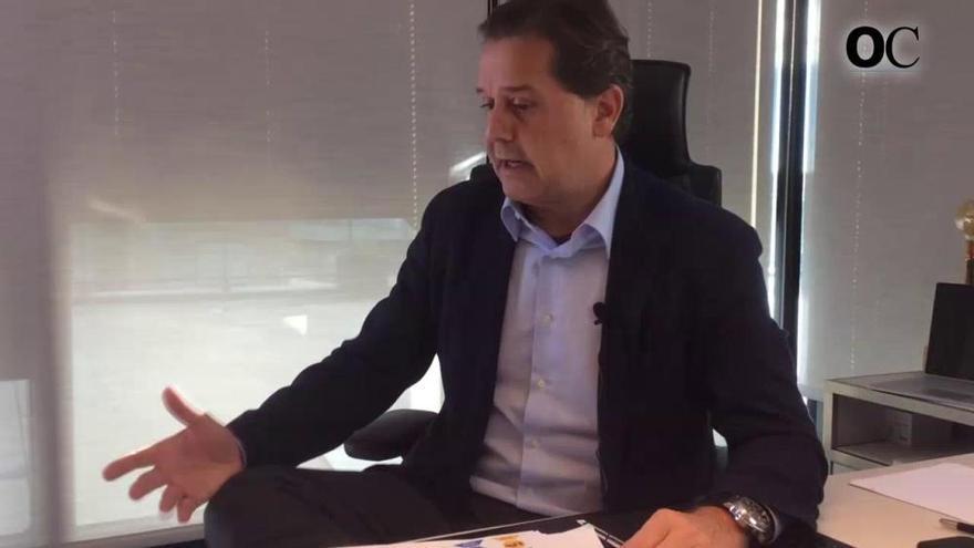 """Ignacio Rivera: """"La hostelería es una solución, no un problema"""""""