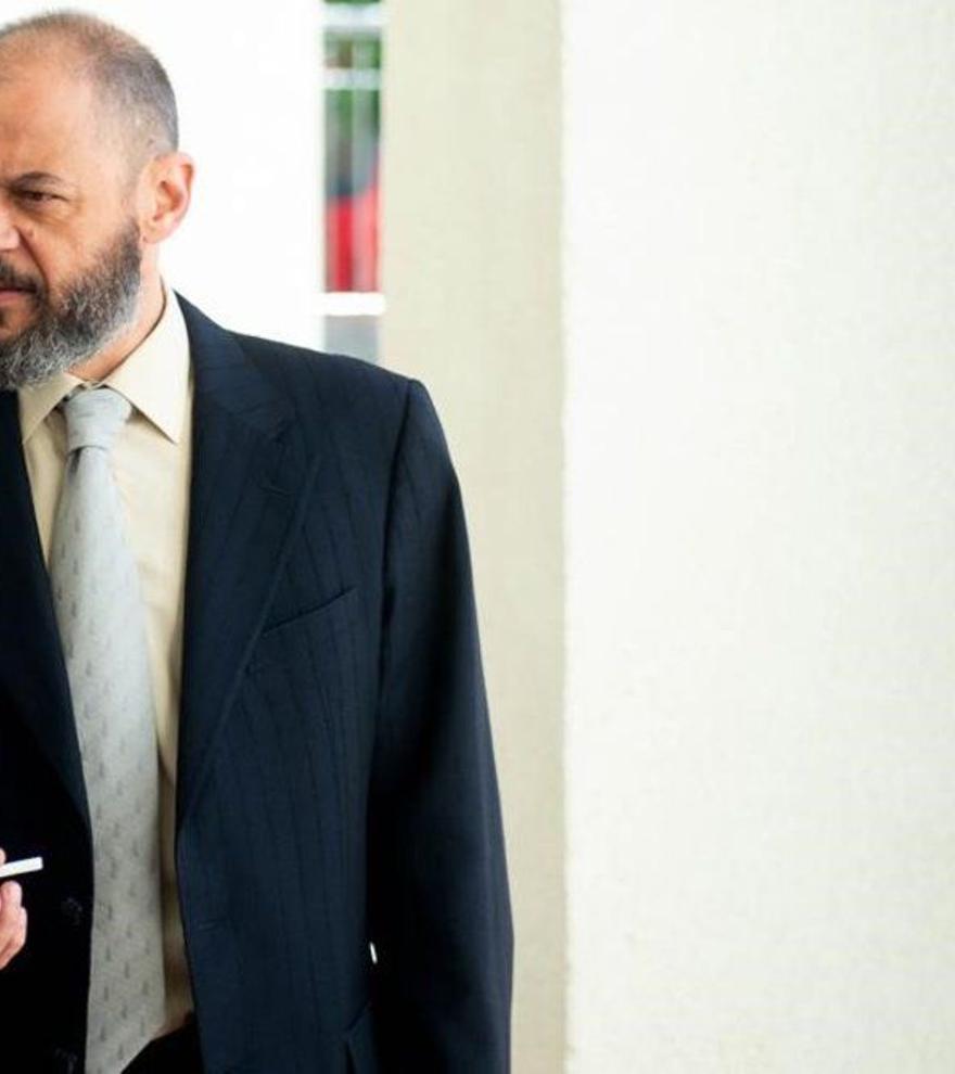 Mor l'actor Óscar Sánchez Zafra als 52 anys
