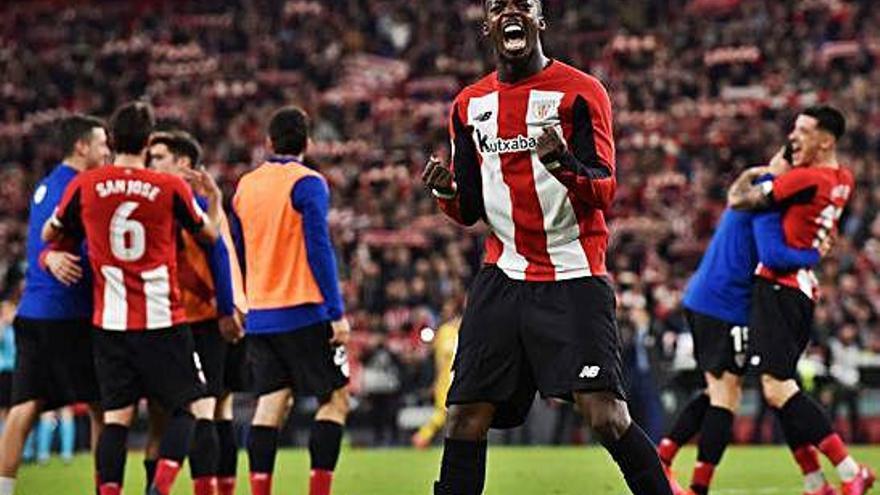 San Mamés alimenta los sueños coperos de Athletic y Granada