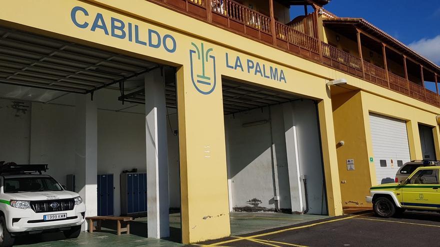 Los agentes de Medio Ambiente en La Palma llevarán chalecos antibalas