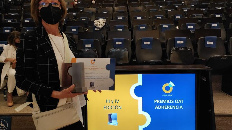 Sanidad obtiene un premio por mejorar la adherencia al tratamiento en pacientes crónicos no-covid durante la pandemia