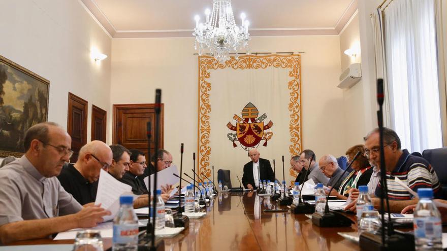Cañizares abre el Sínodo Diocesano con el encargo del papa de modernizar la Iglesia