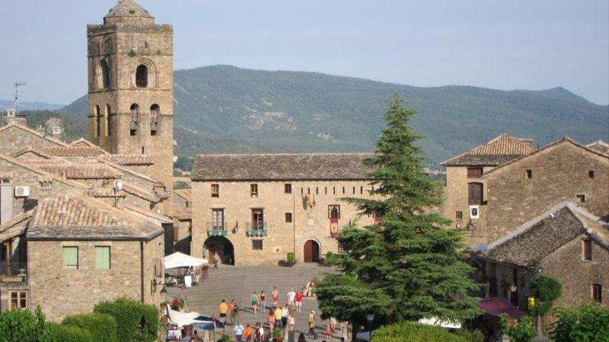 Ningún municipio de Aragón aparece entre los 50 más ricos del país