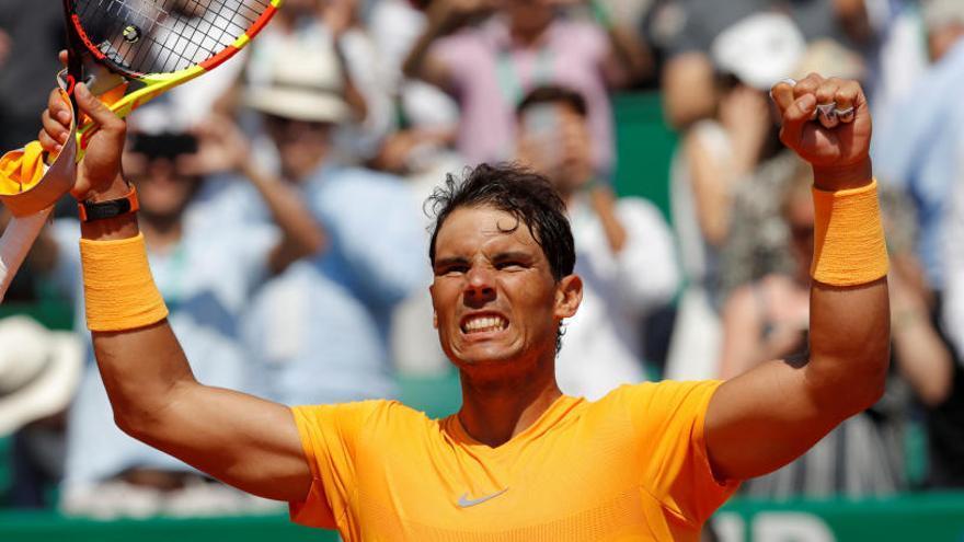 Rafa Nadal fulmina a Thiem y se cita con Dimitrov en semifinales