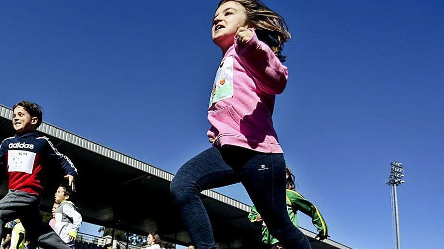 La mejora del centro de Los Canapés será en primavera, y la de la pista atlética, en otoño