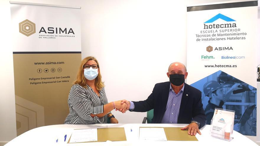 Fundación ASIMA y ASPROM colaboran en la integración socio-laboral de personas con discapacidad física
